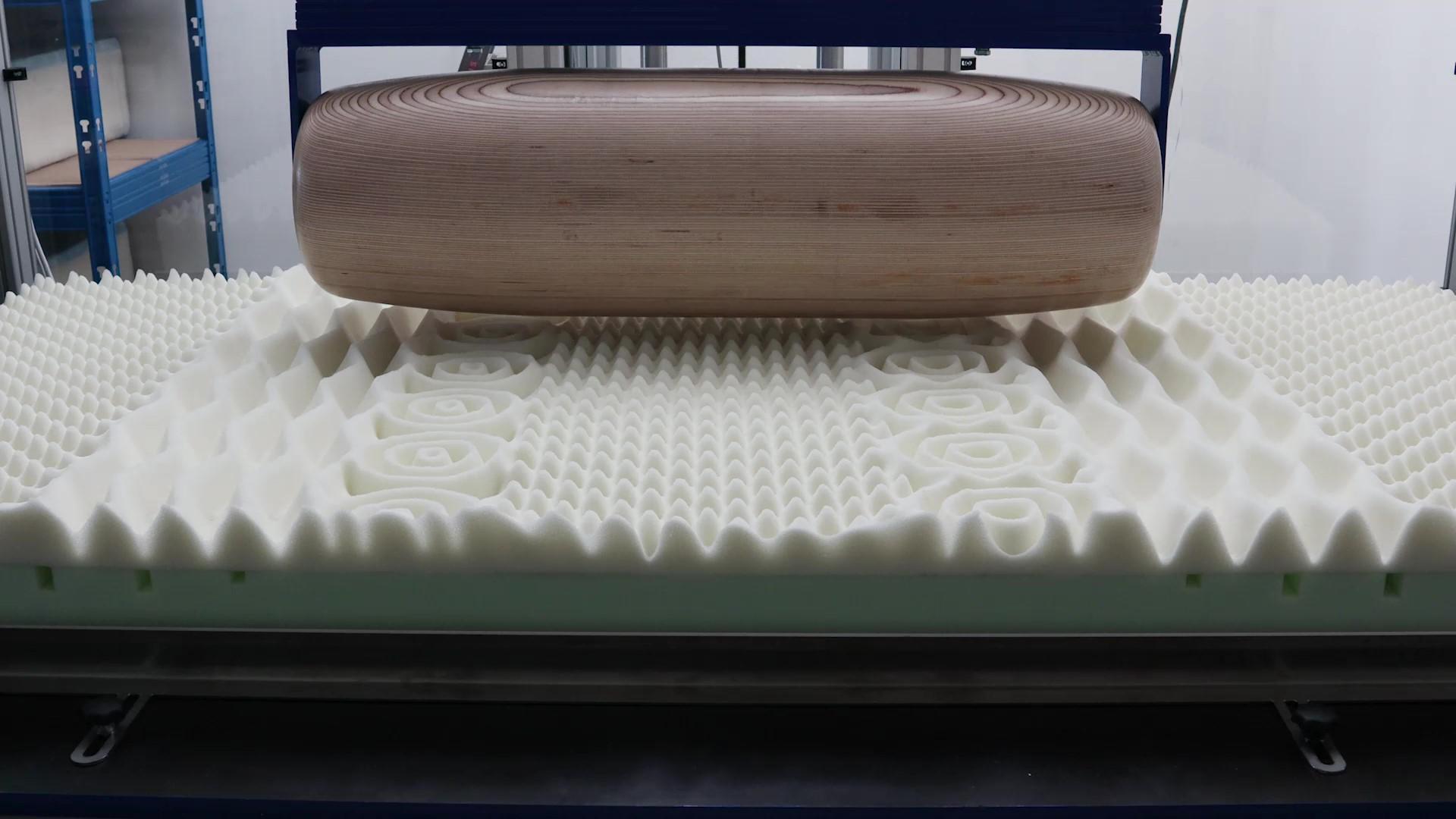床褥測試滾筒/滾輪